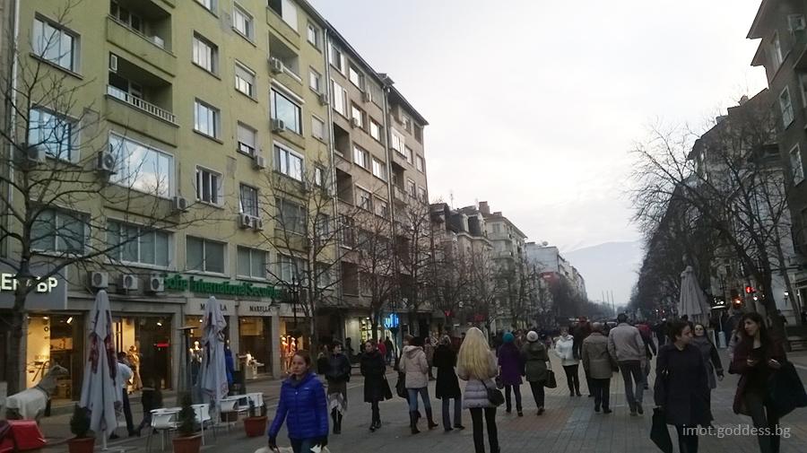 Булевард Витоша