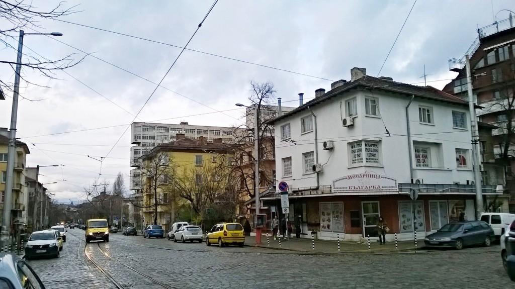 Квартал Лозенец София
